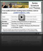 Webinar Closing Comments